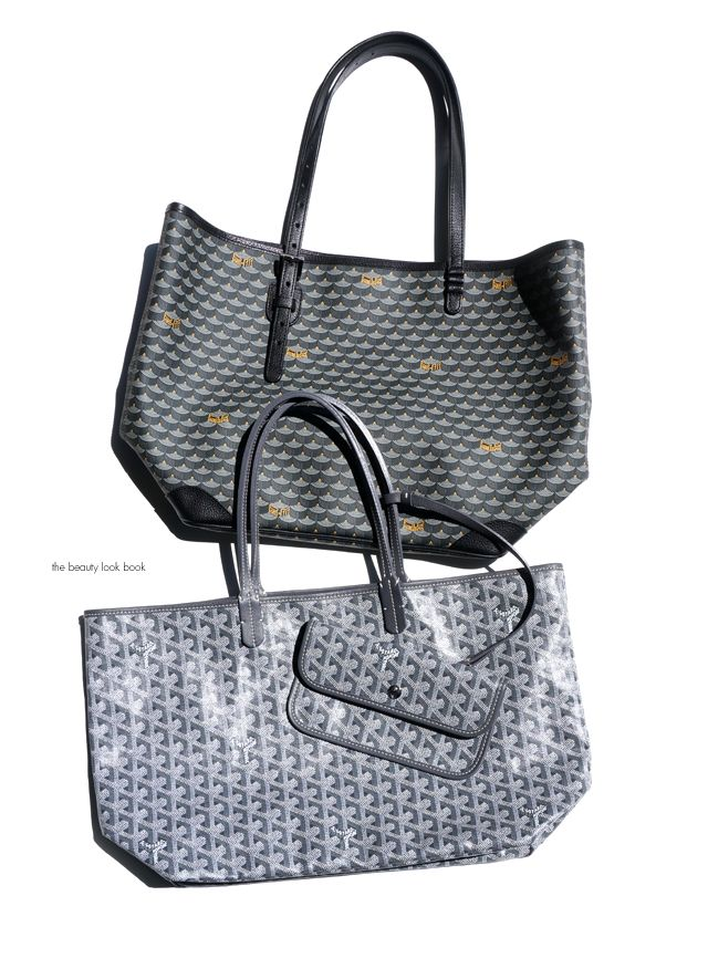 PurseBop learned a lot about Fauré Le Page Bags on her last trip to Paris.  Read about how this monogram bag maker just might be Goyard's biggest rival!