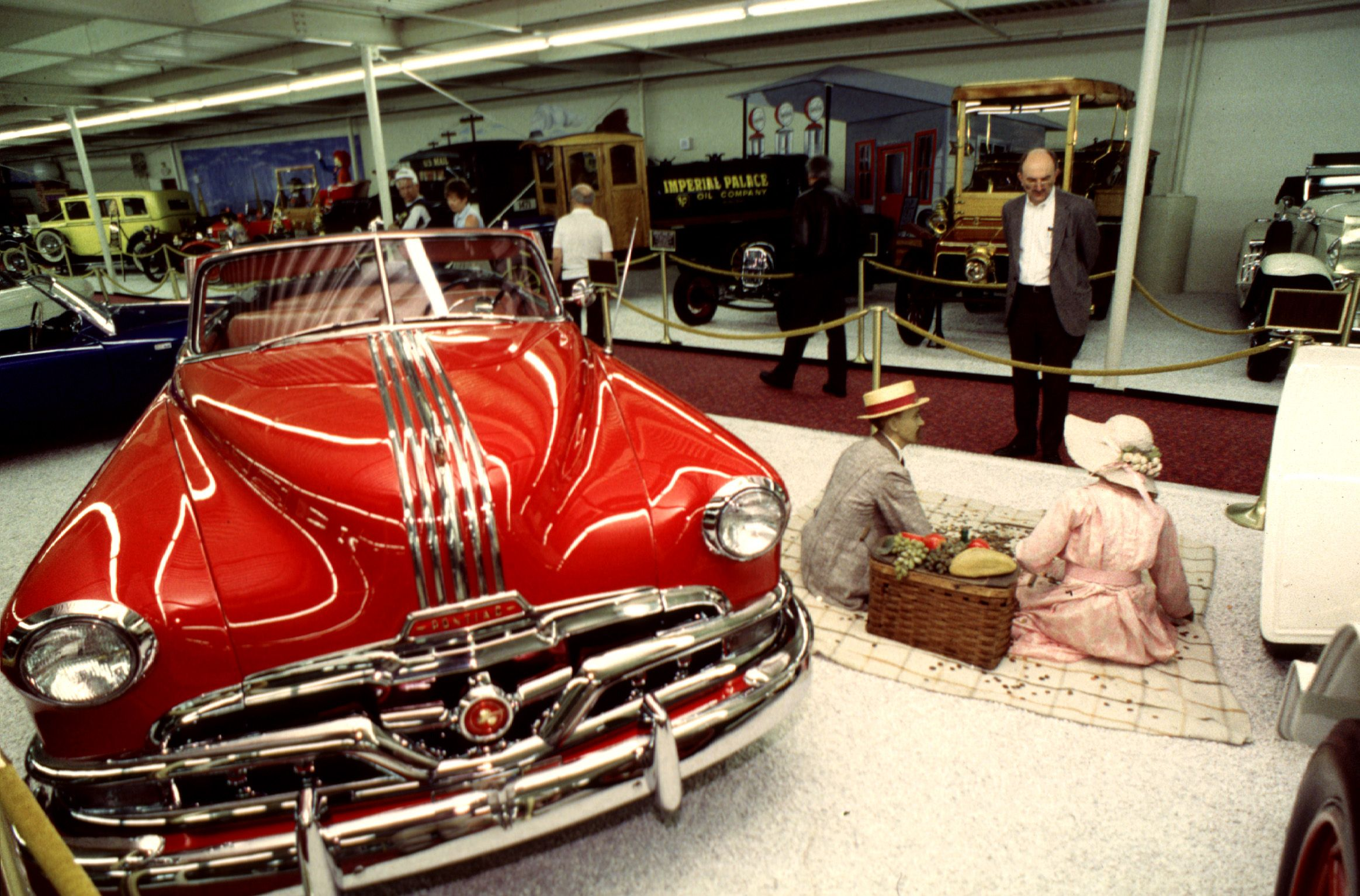 Antique Car Collection Imperial Palace Photo Credit Las Vegas News Bureau Photographers Very Cool Of Clic Cars