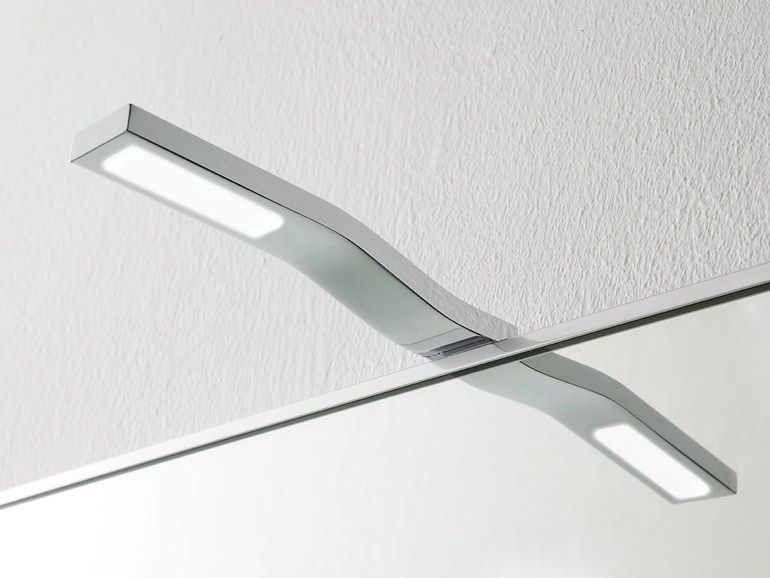 Applique bagno a led slim by rexa design ingresso armadio