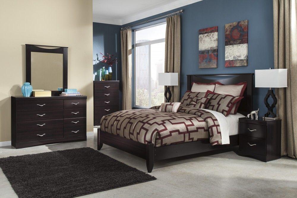 Zanbury 6 Piece Queen Bedroom Suite Bedroom Sets