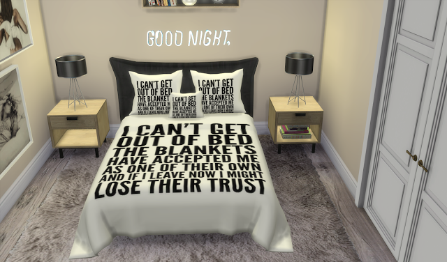 Santorini Pillows Bed Blanket Recolors By My Little The