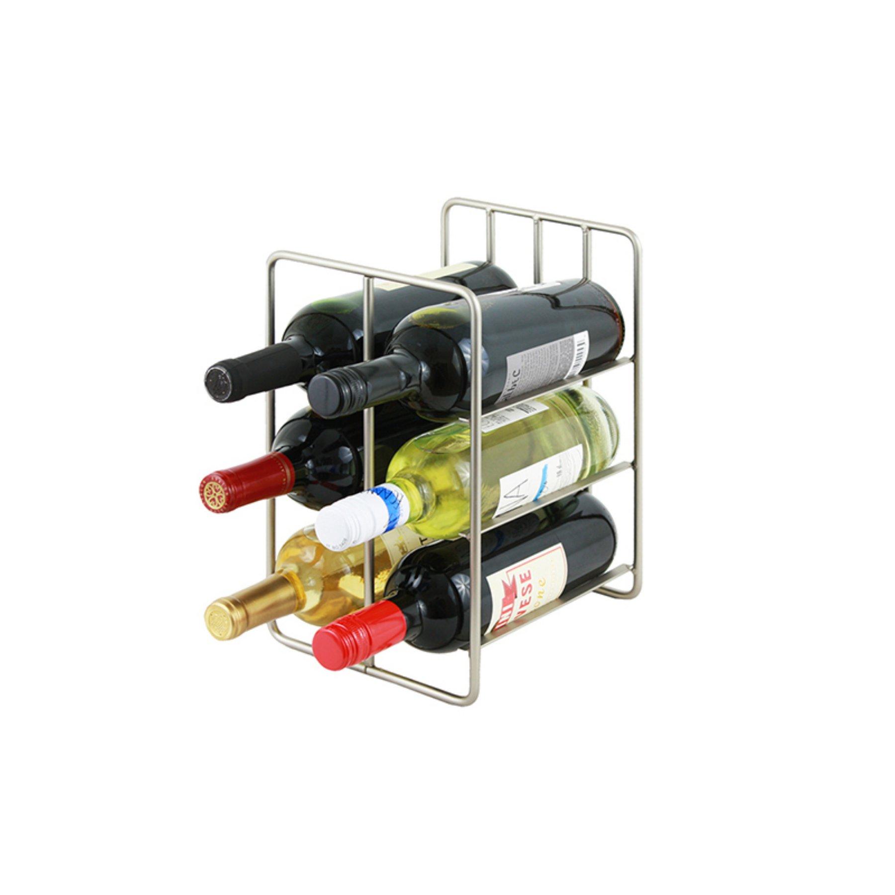Oenophilia Milano 6 Bottle Wine Rack  10098