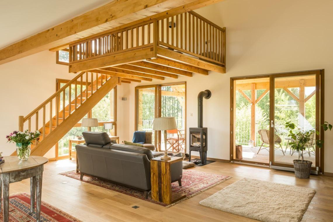 agrandir sa maison extension en bois ventana blog. Black Bedroom Furniture Sets. Home Design Ideas