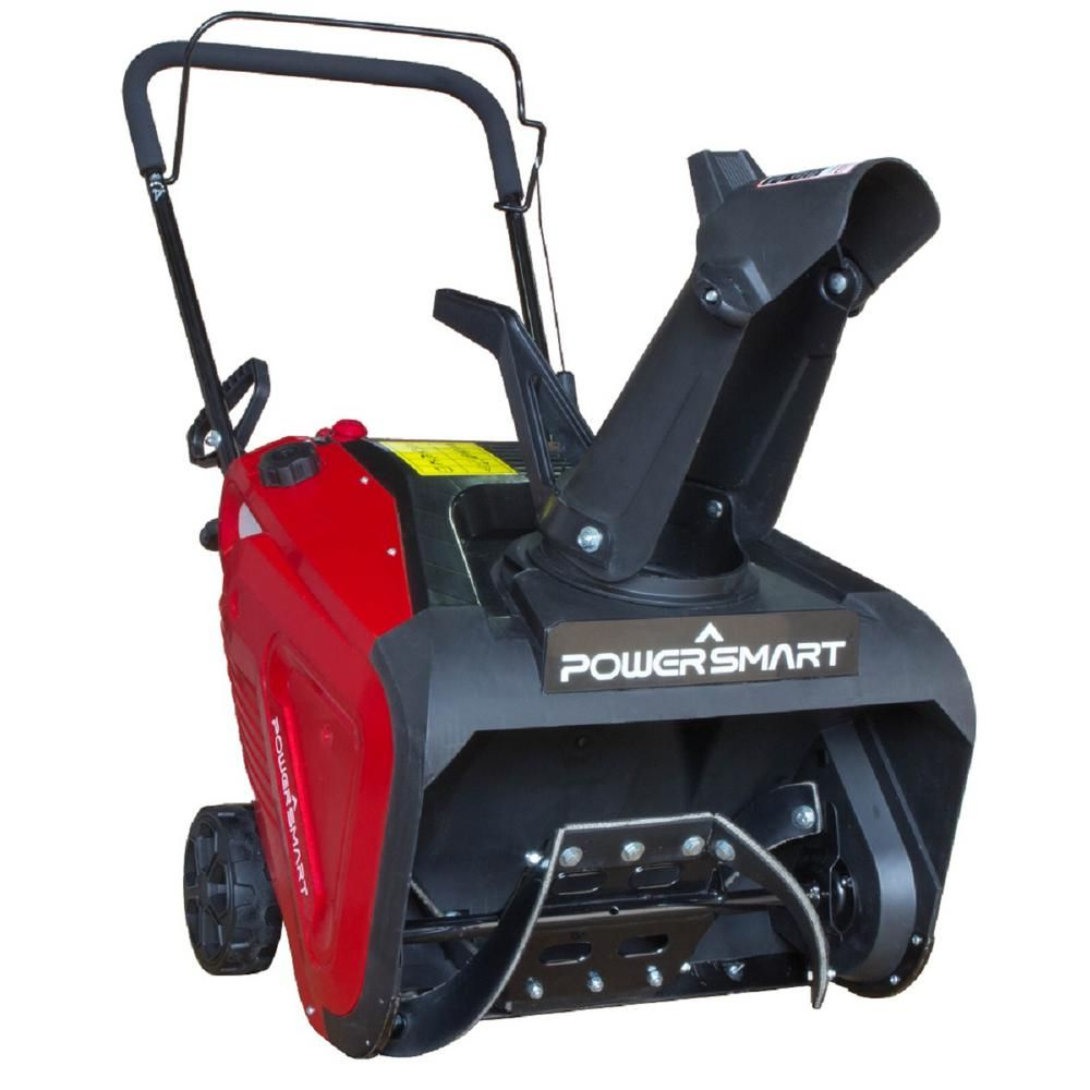 21 In Single Stage Gas Snow Blower Gas Snow Blower Snow Outdoor Power Equipment