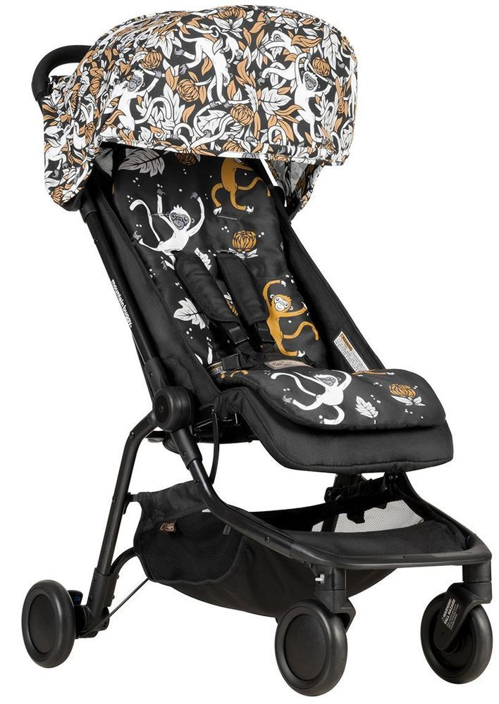 Mountain Buggy Nano V2 Lightweight Compact Baby Travel