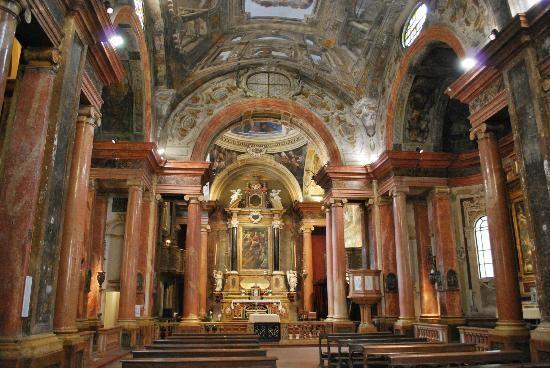 Chiesa della Santissima Annunziata - Parma