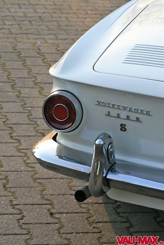 Die Story vom 1964er Karmann Ghia Typ 34 und der Ratte