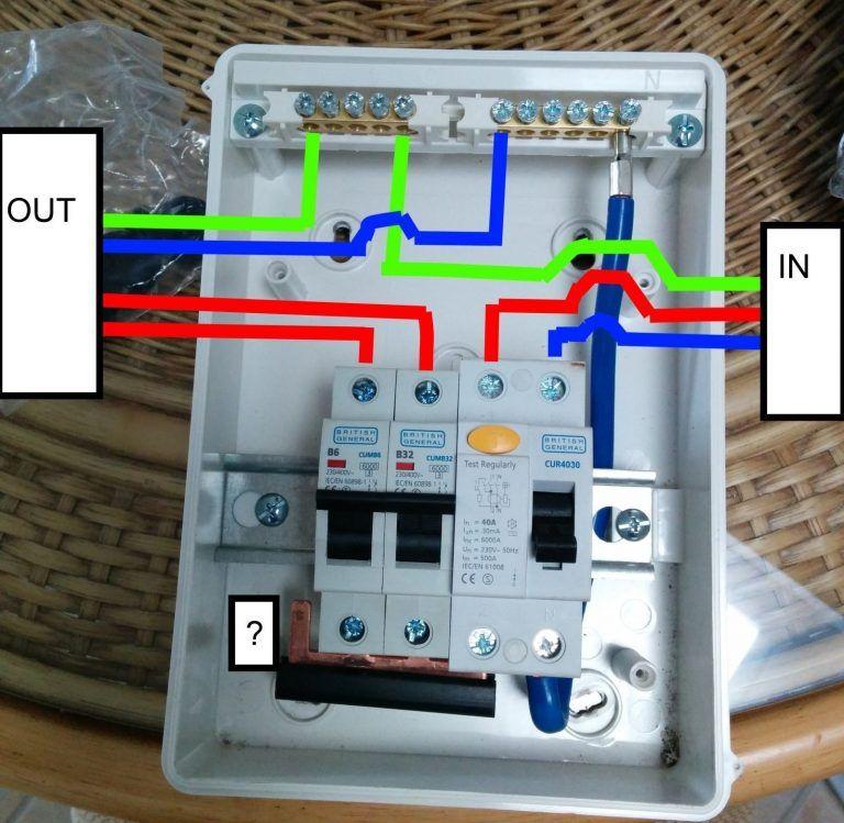 Wiring Diagram Rcd Consumer Unit New Wiring Diagram For Consumer Unit Book Diagram Schema Basic Electrical Wiring Electrical Wiring Electrical Projects