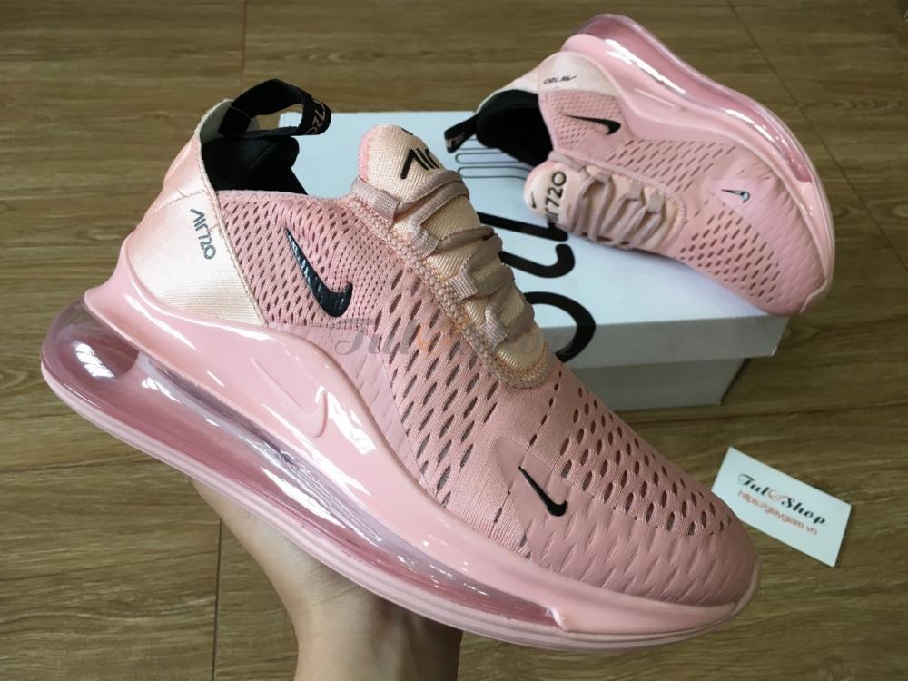 Giày Nike Air Max 720 V2 All Pink Hồng Full Nữ Replica 1