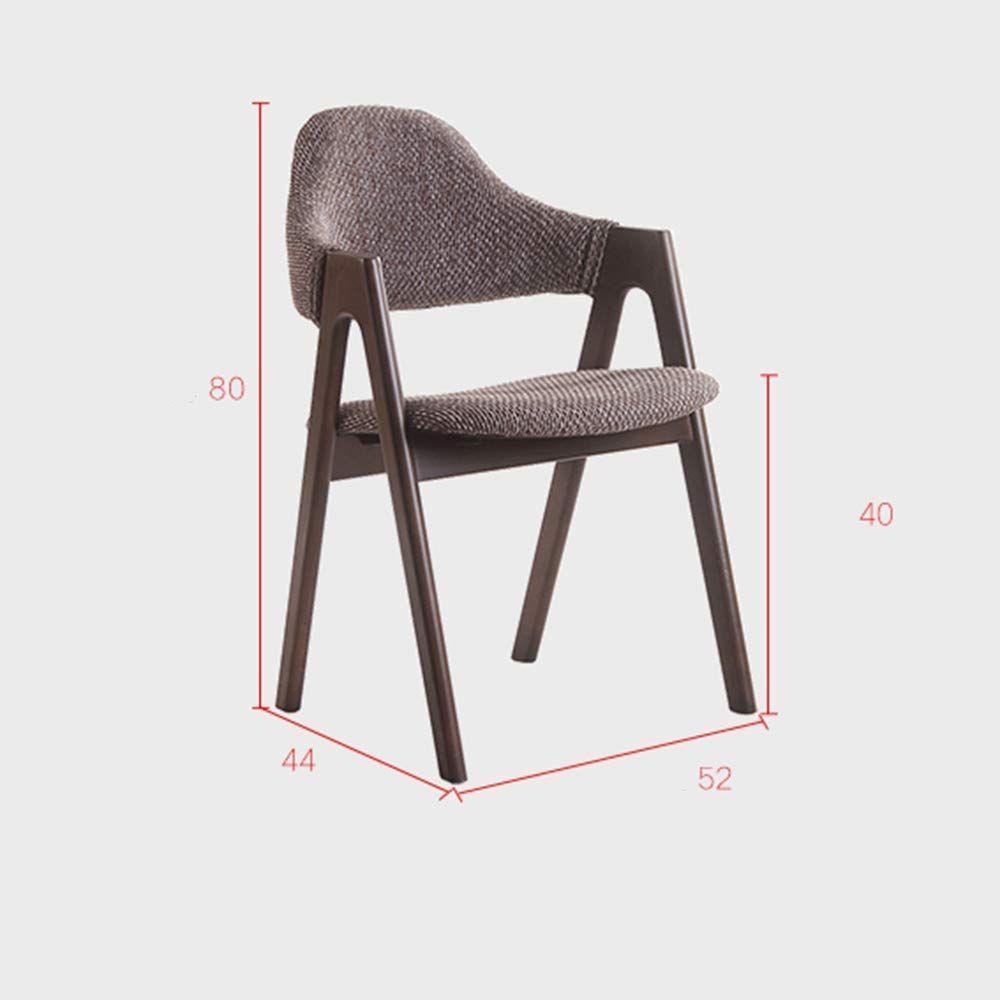TQ Chair HUO Dining Lounge Coffee Computer Nordic Creative Beech