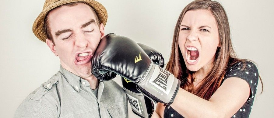 Five reasons you should start boxing #Stressbuster #Fatburner
