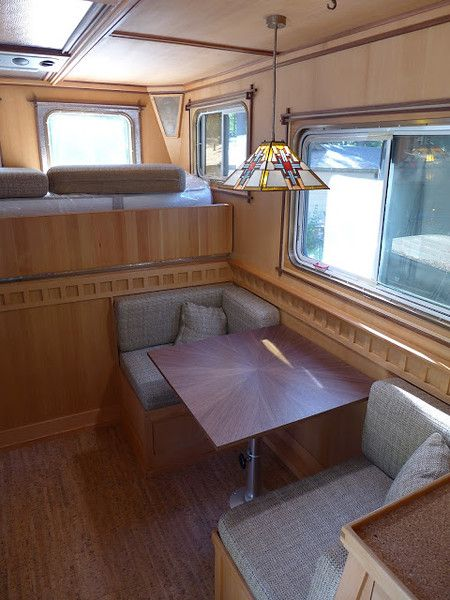 Renovated 2003 Mitsubishi Fuso Off Grid Cruiser Camper
