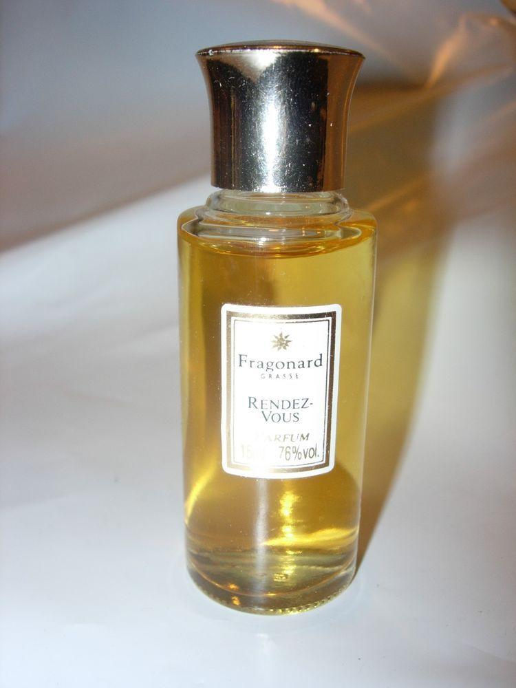 Womens Rendez Vous Fragonard Rendezvous Perfume Parfum 15 Ml Jasmine
