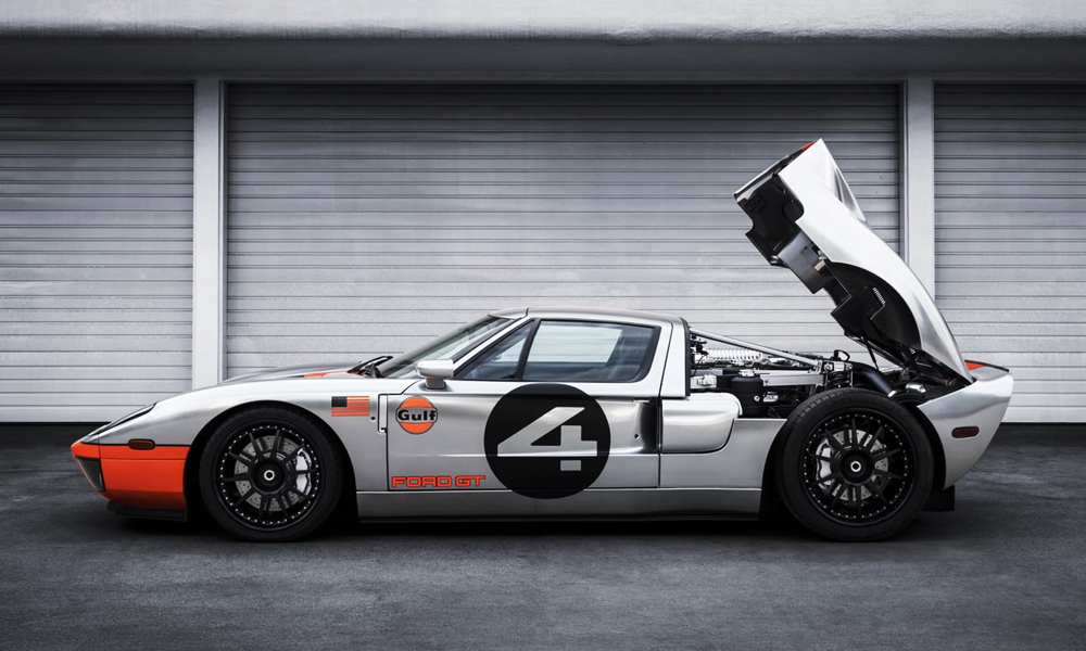Ford Gt Merkury 4 In 2020 Ford Gt Ford Racing Ford