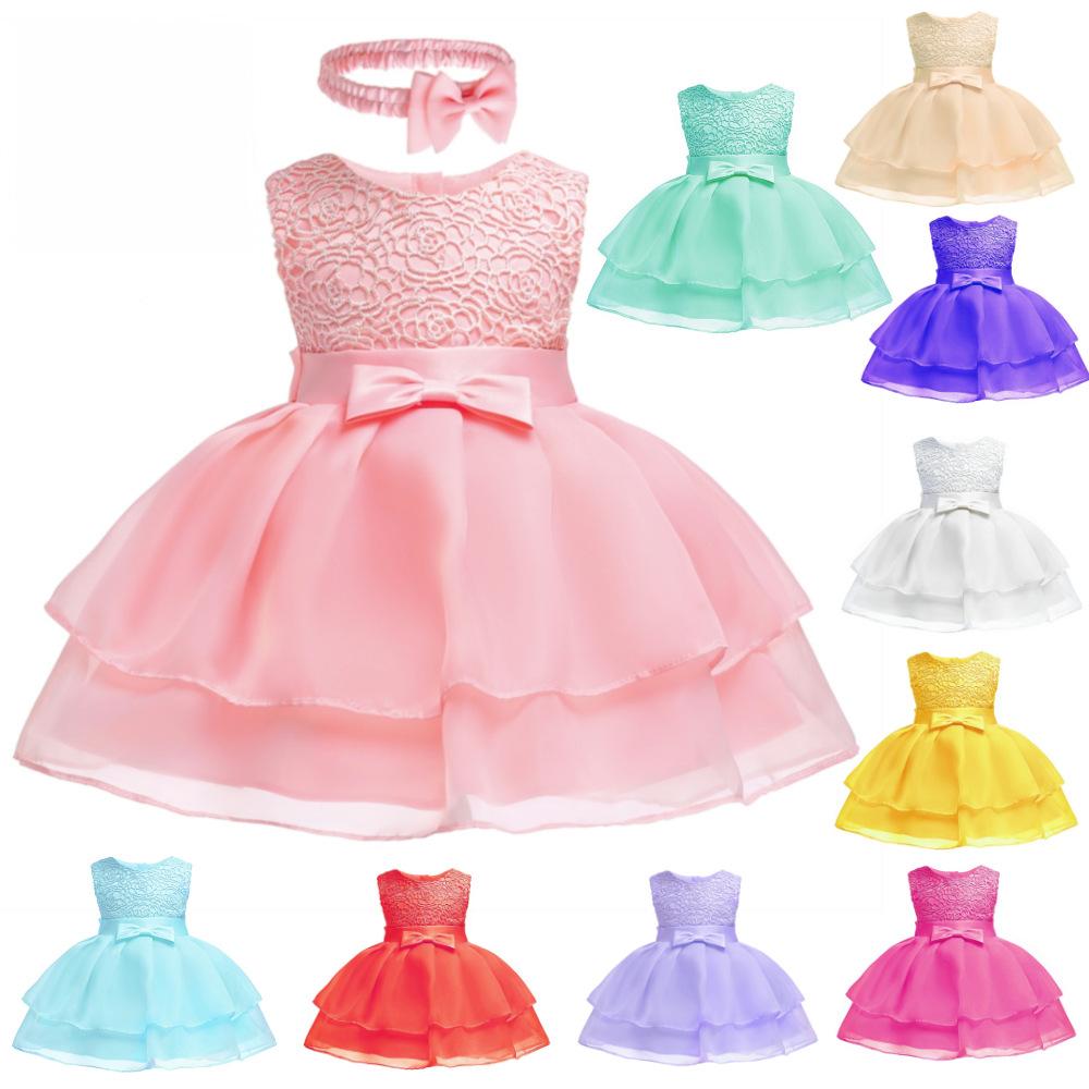 Dark Hot Pink Christening Flower Girl Wedding Pageant Party Dress Sparkly 0-24m