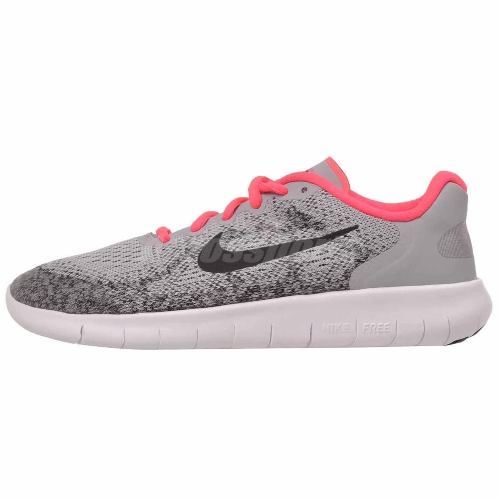 ceaf9a60055f Nike Free RN 2017 GS Kids Youth Womens Running Shoes Wolf Grey 904258-001   fashion  clothing  shoes  accessories  womensshoes  athleticshoes (ebay  link)