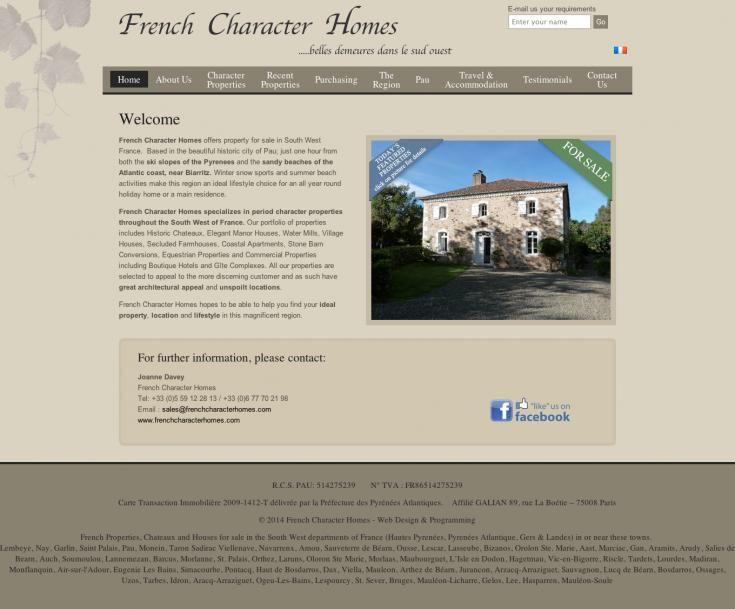 frenchcharacterhomes