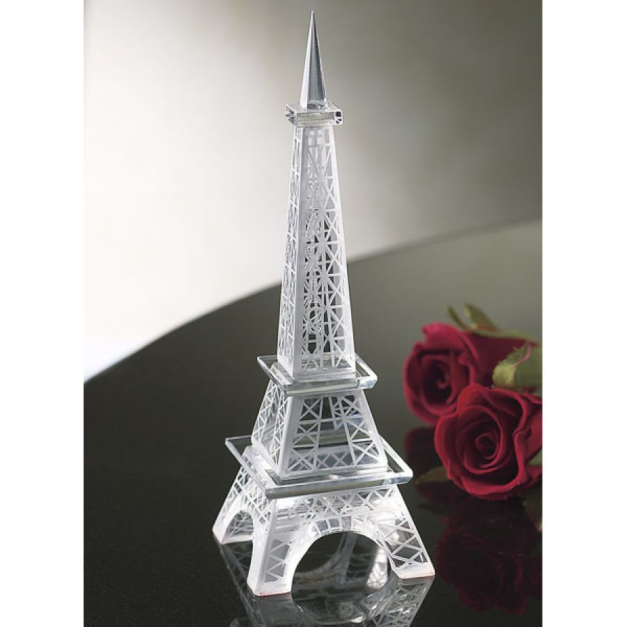 Eiffel Tower Home Decor Accessories Crystal Figure Furniture And 2