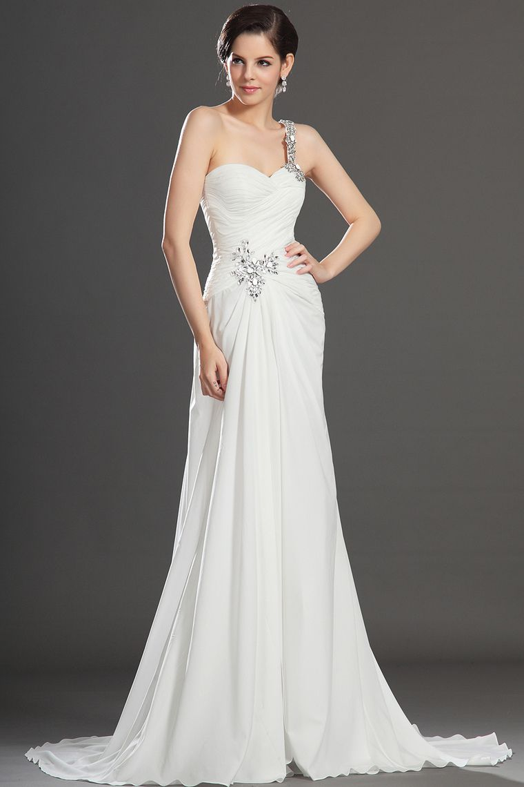 White Evening Dresses Under 100 | My Style by T.s. Lamb | Pinterest ...