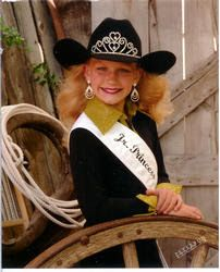 how to do rodeo queen hair