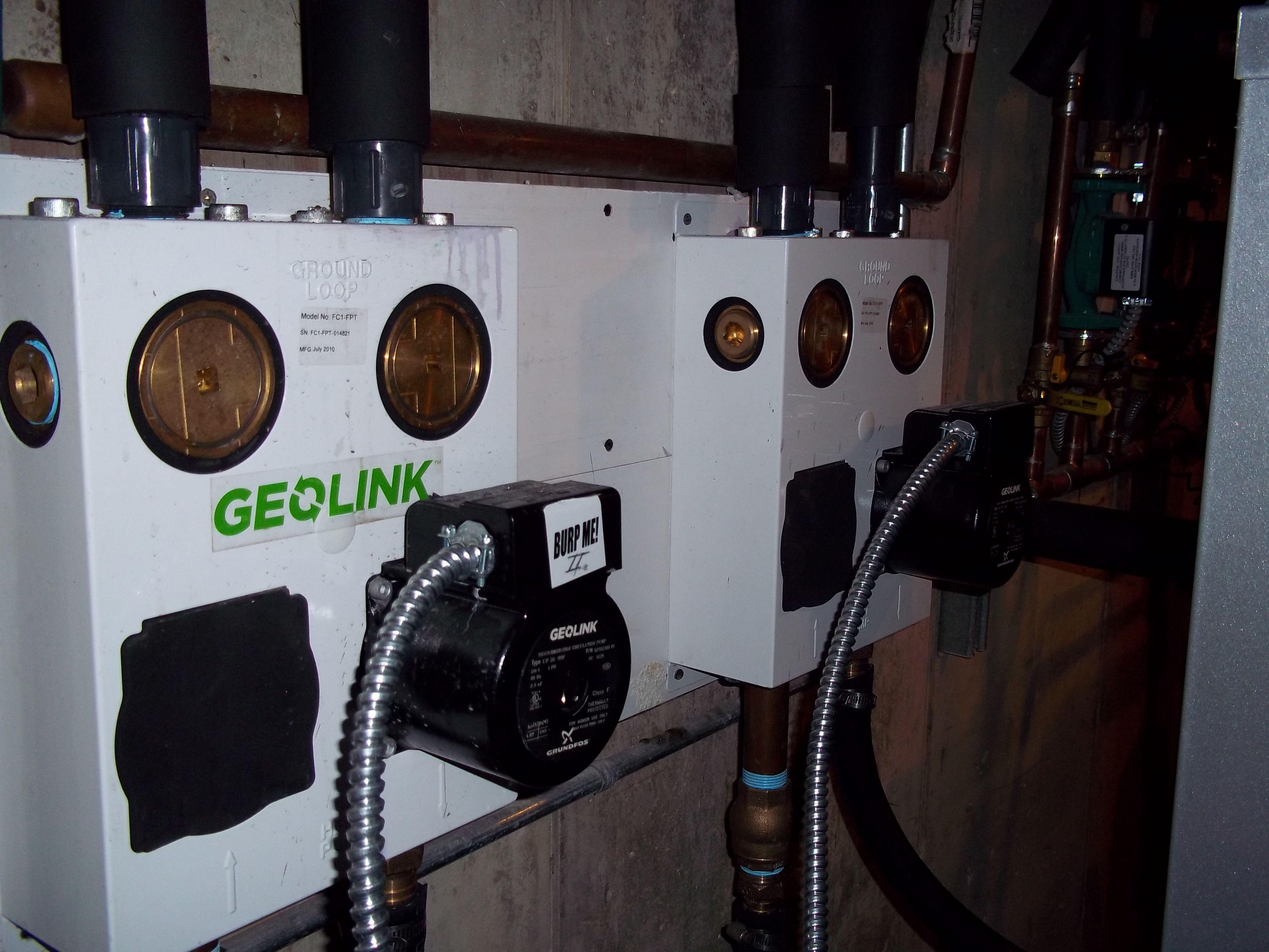 Air Ease Heating And Cooling Geothermalheatpump Geothermal Heating