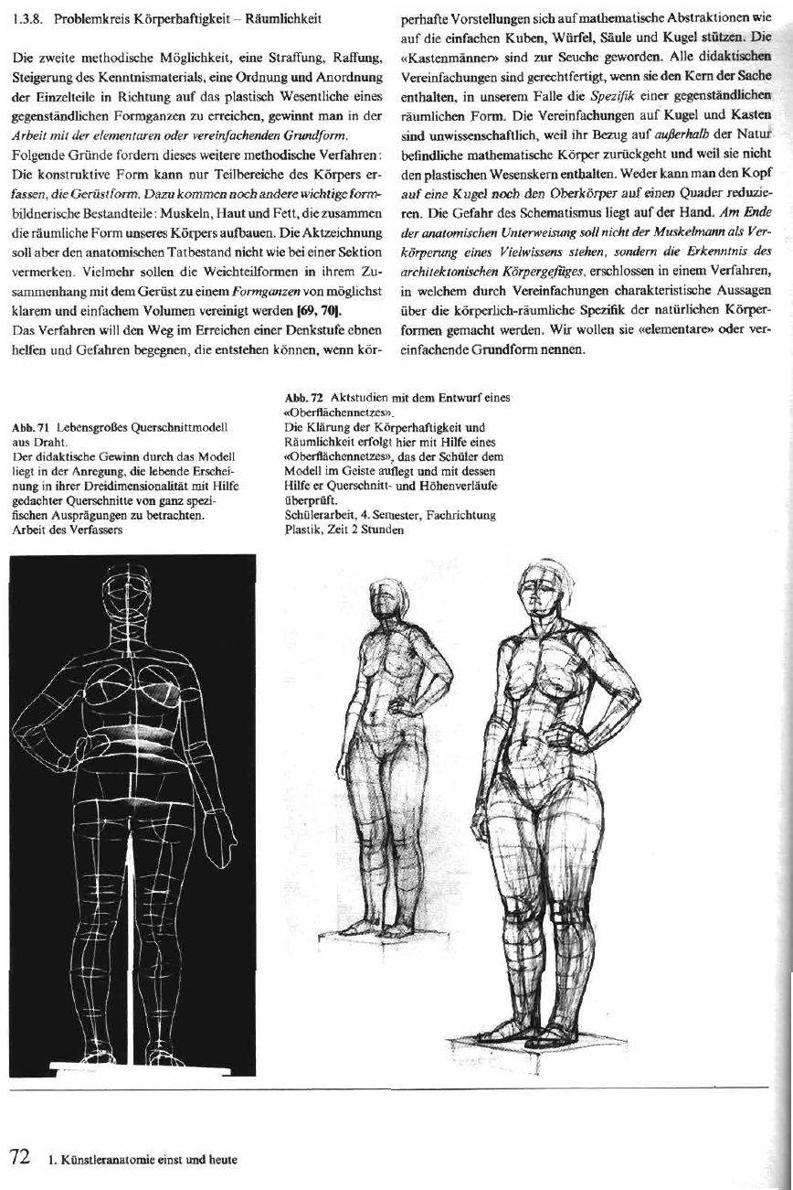 Gottfried Bammes Der Nackte Mensch   Anatomy Human   Pinterest   2d ...