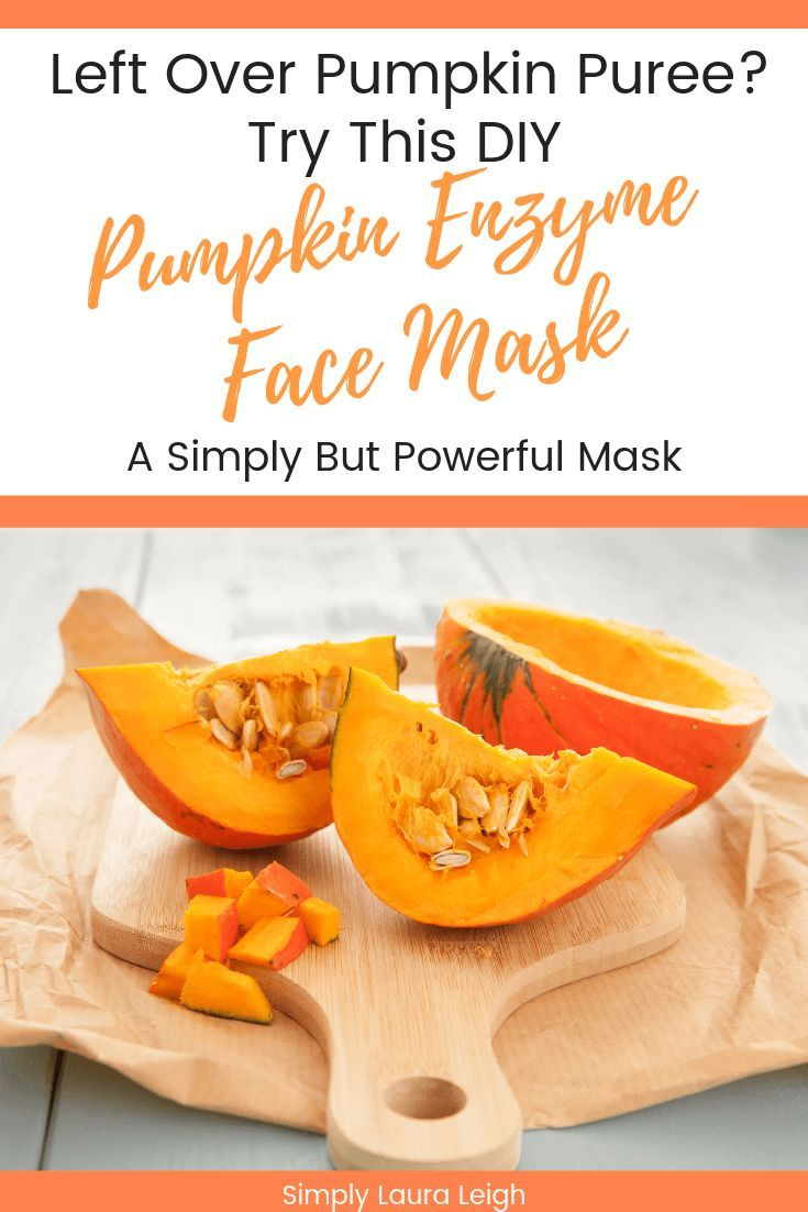 This Pumpkin Enzyme Face Mask Is Everything Your Fall Skin Care Routine Has Been Missing  The Best Of Simply Laura Leigh