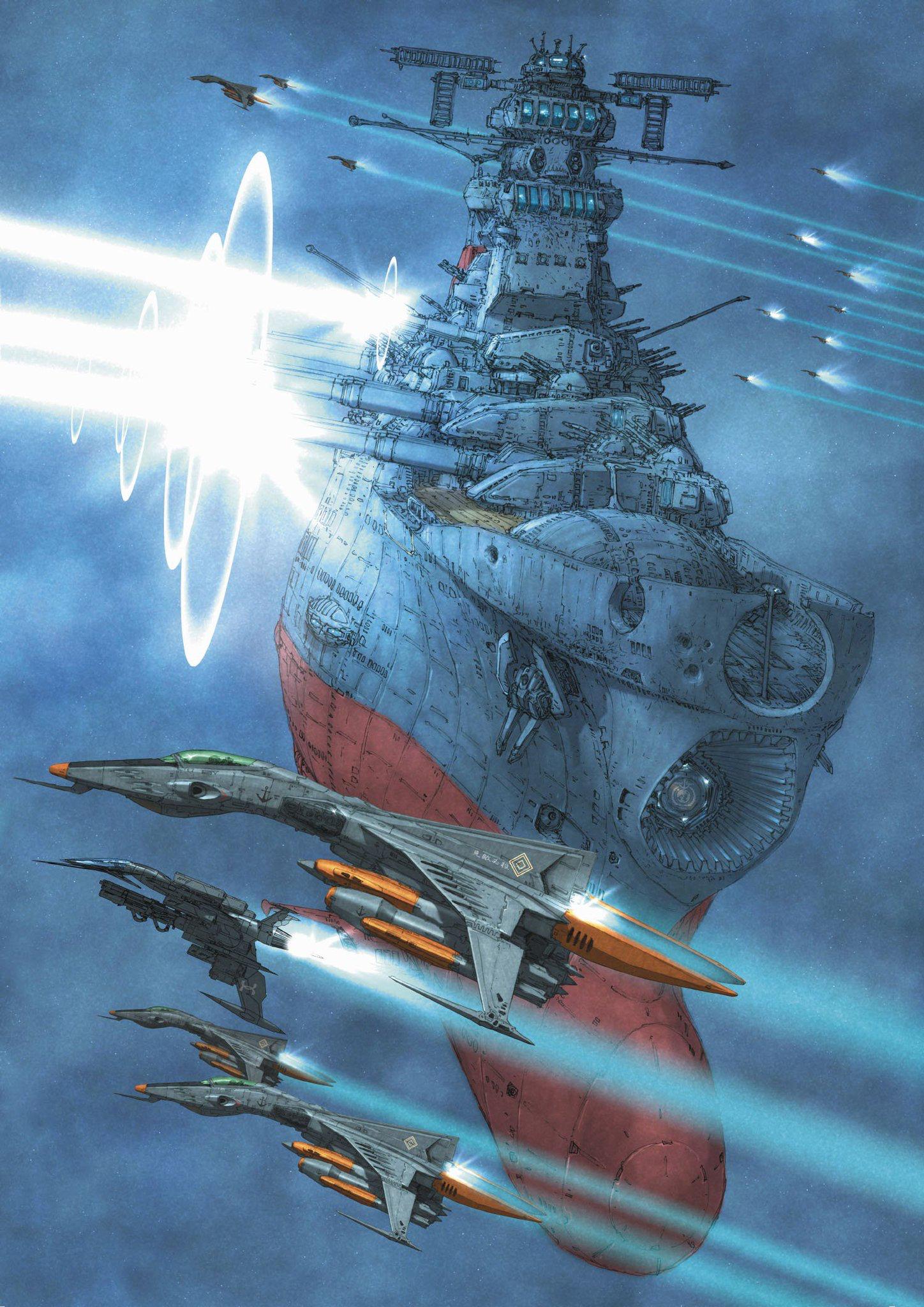Pin By Dark On Ships Spaceship Art Space Battleship Sci Fi Art