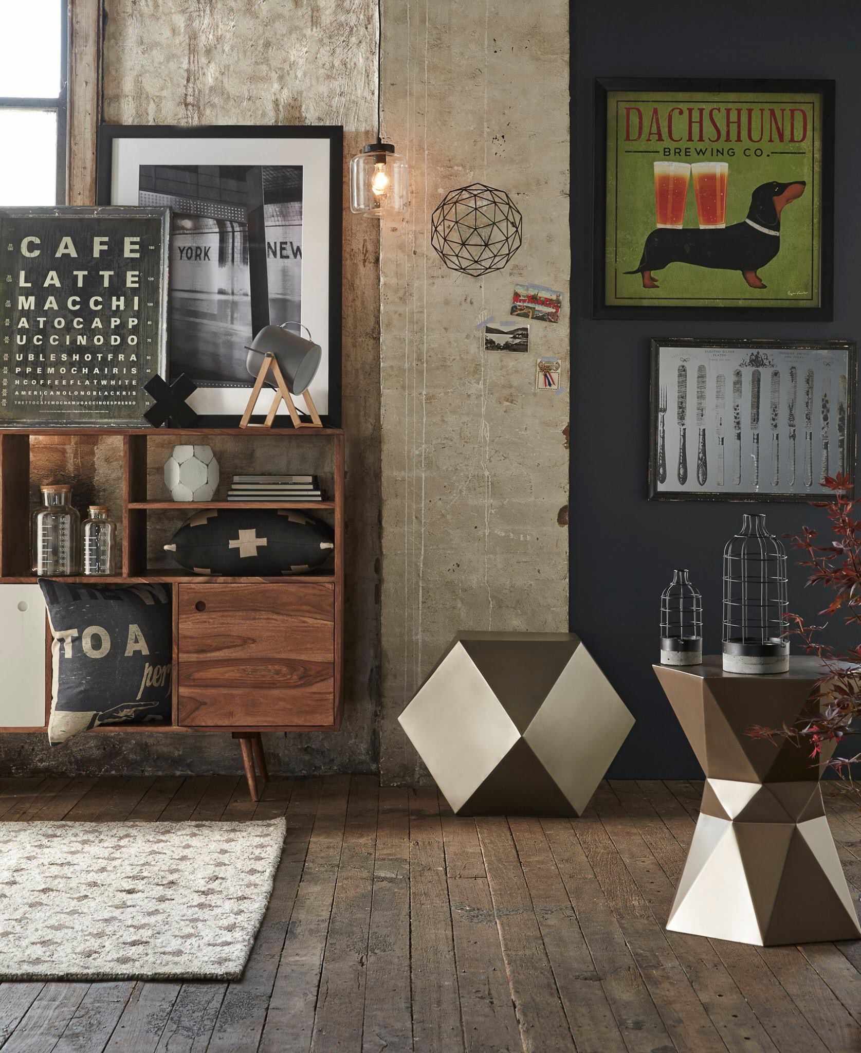 "Freedom Furniture Australia Autumn/Winter ""The Bowery ..."