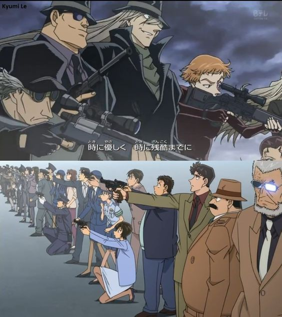 Image Result For Detective Conan Revive Op