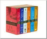 The Black Dagger Brotherhood Boxed Set af J R Ward, ISBN 9780451947635