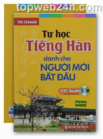 chọn sách tự học tiếng hàn
