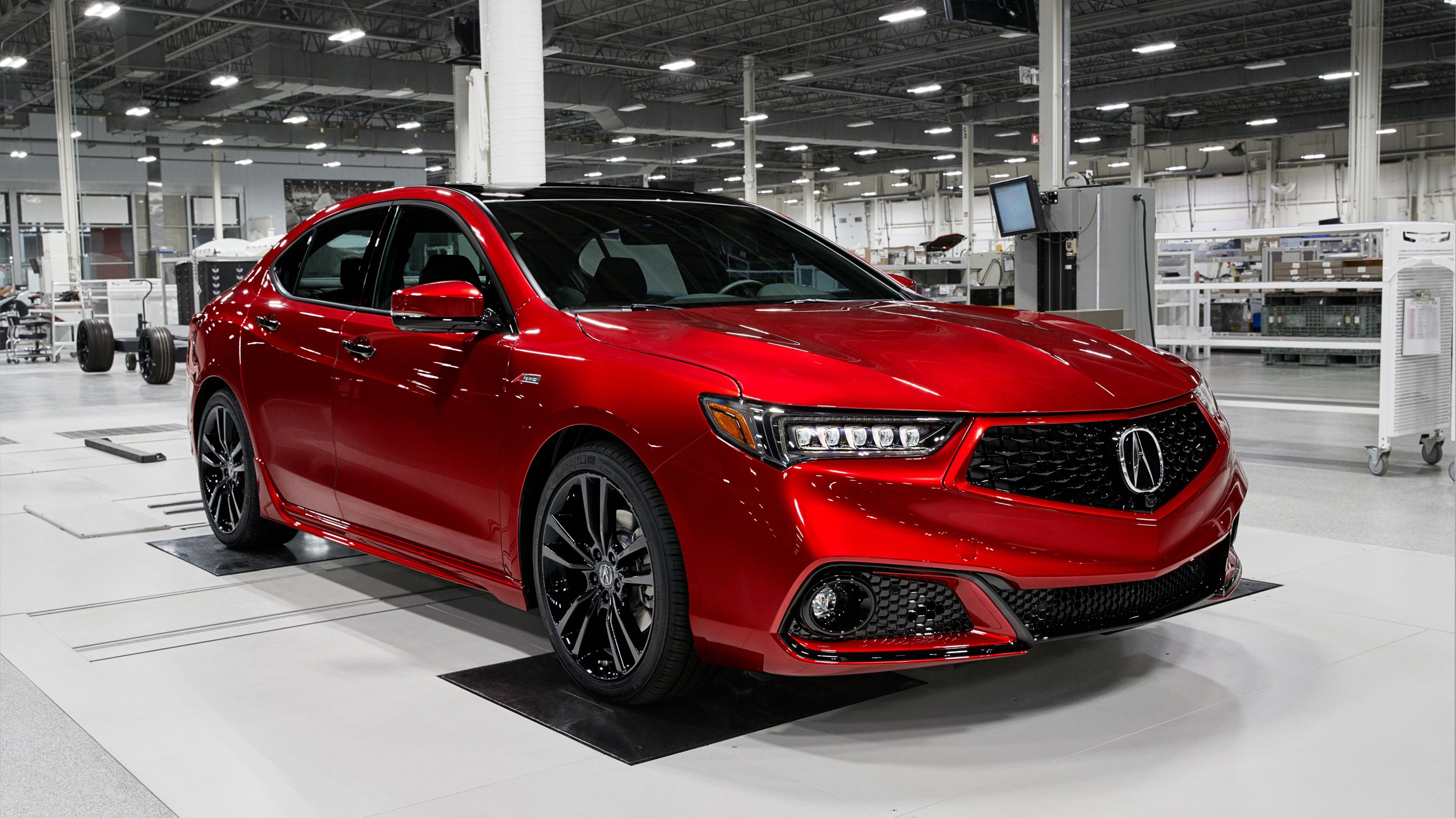 Acura Tlx 2020 And More Type S Models Will Follow As Acura Has Confirmed That Multiple 2020 Tlx Is Here With A New Variant Acura Sedan Acura Cars Acura Tlx