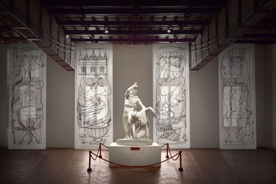 Citazioni Pratiche Mostra Su Fornasetti A Palazzo Altemps
