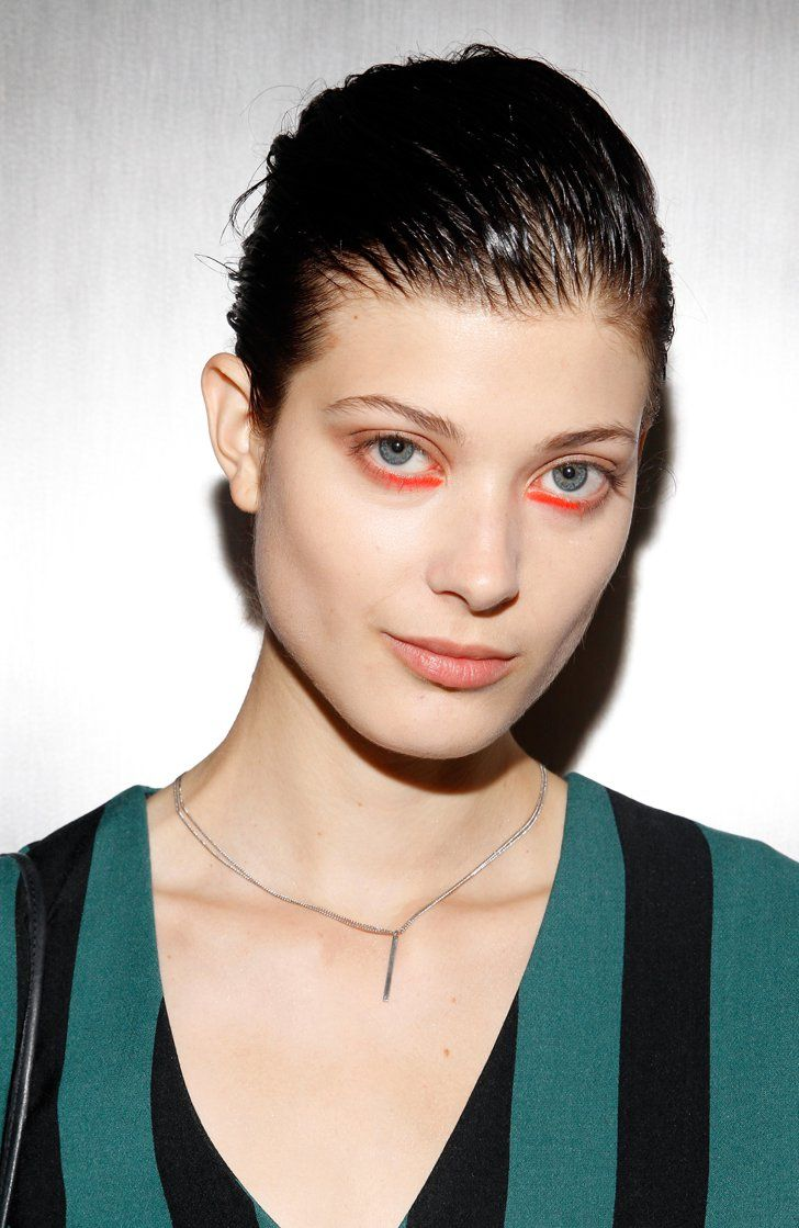 Pin for Later: 93 Runway-Approved Beauty Ideas to Sport This Spring Peter Som Spring 2015