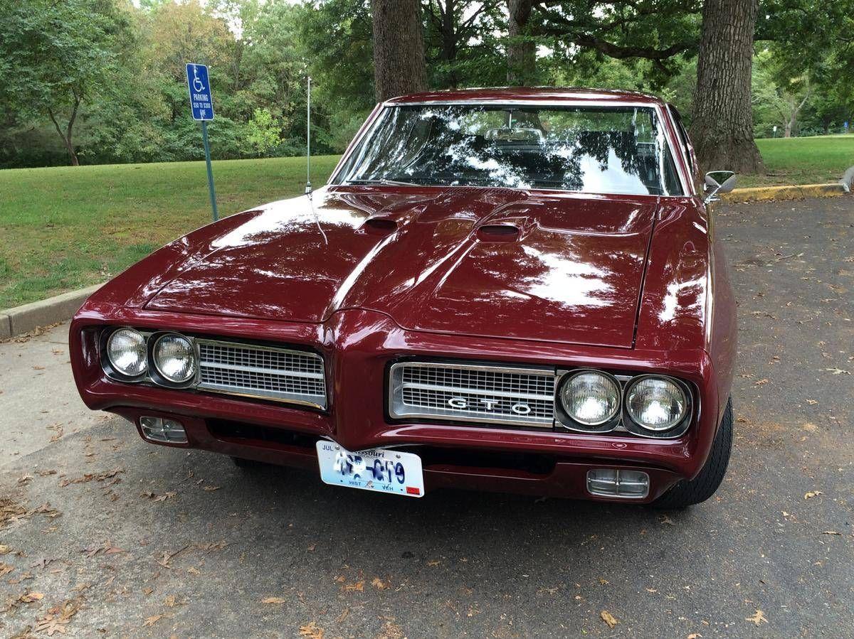 1969 Pontiac Gto For Sale 2083992 Hemmings Motor News Pontiac