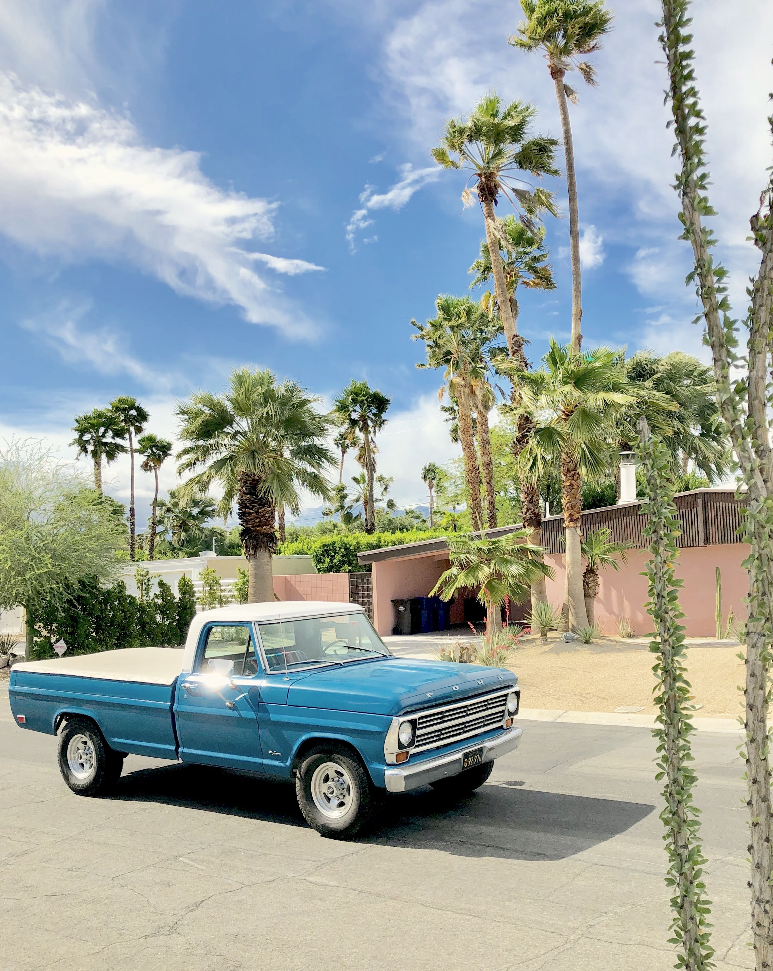 Palm Springs Ford >> Classic Ford 1968 Mid Century Alexander Home Pair Together