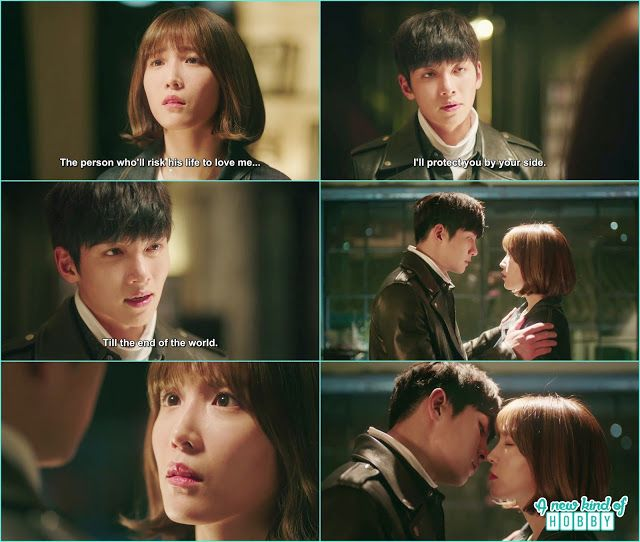 Ji Chang Wook And Lee Cho Hee Kiss Favourite Kisses From First