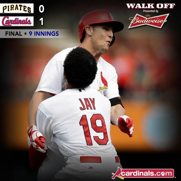 Another walk off!