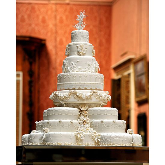 Want A Wedding Cake Like Kate Middleton S Her Baker Will Make One For You