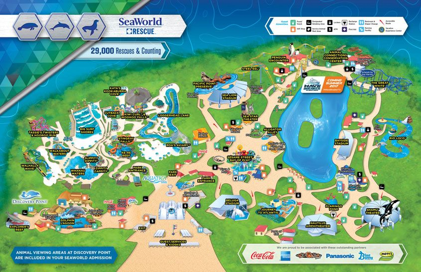 seaworld map san antonio Summer Map San Antonio Sea World Sea World San Antonio Vacation seaworld map san antonio