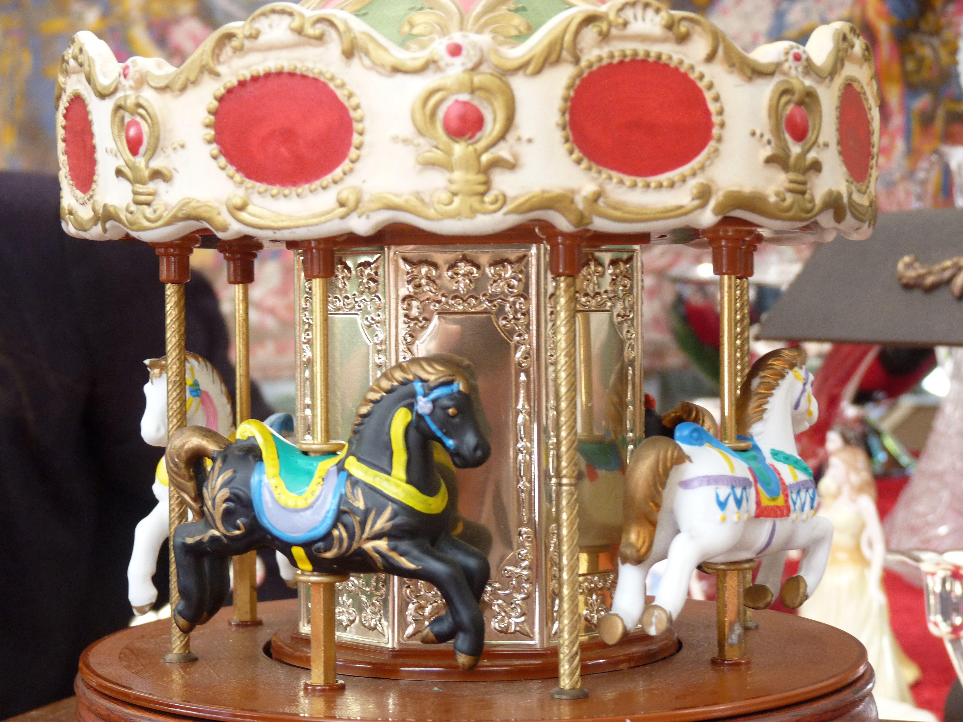 Cavalgada de sonhos (at Benedito Calixto)