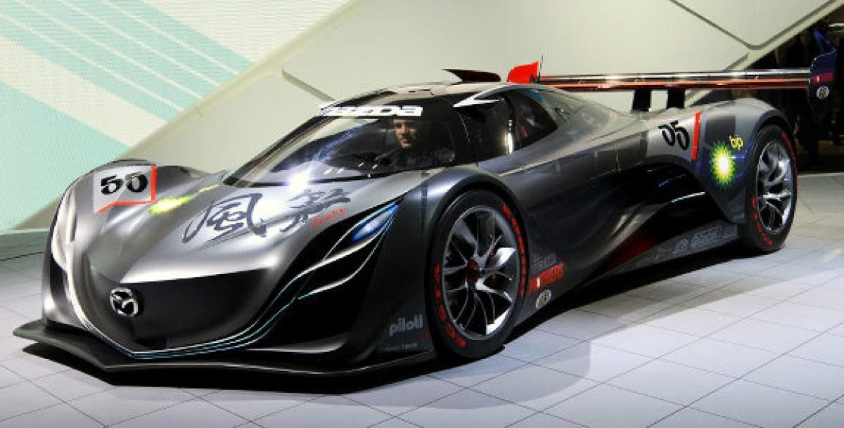 Mazda Furai Mazda cars, Concept cars, Japanese sports cars