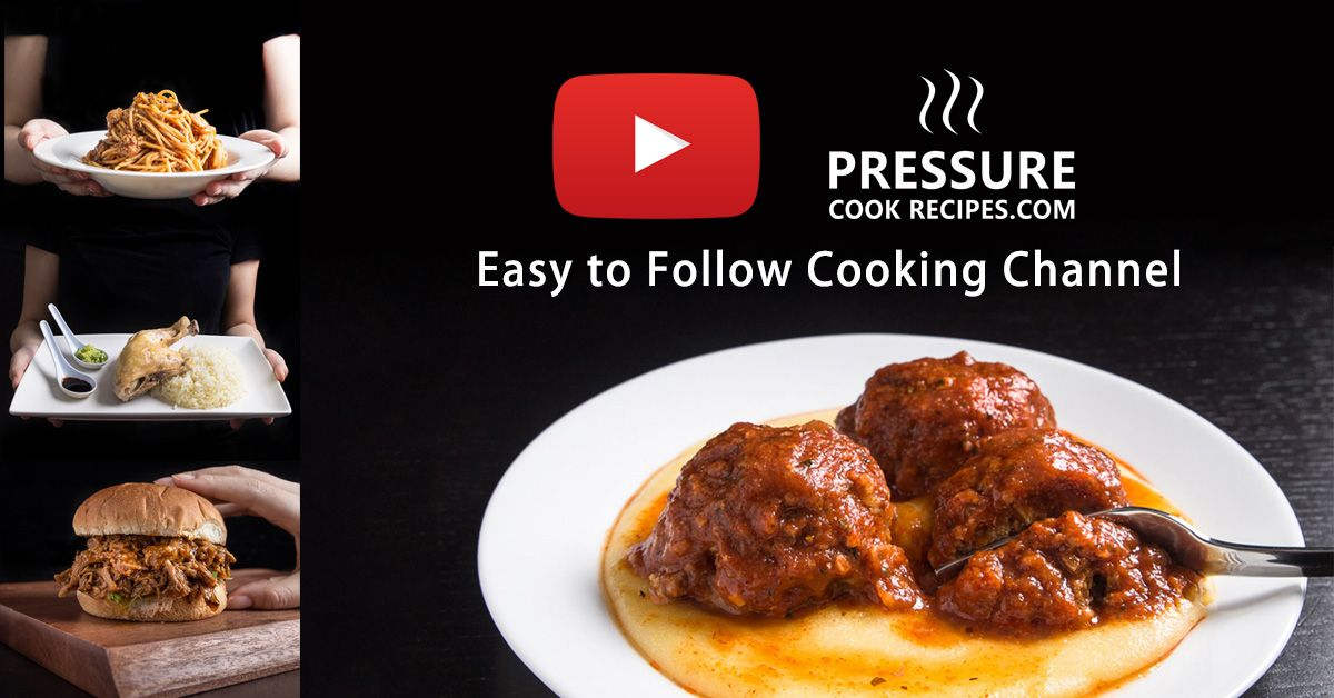 Instant pot pressure cook recipe videos delicious pressure cooker recipes with easy to follow recipes video lifes too short for boring forumfinder Image collections