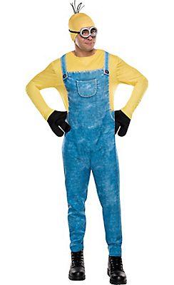 Adult Kevin Minion Costume - Minions  sc 1 st  Pinterest & Adult Kevin Minion Costume - Minions | Halloween | Pinterest