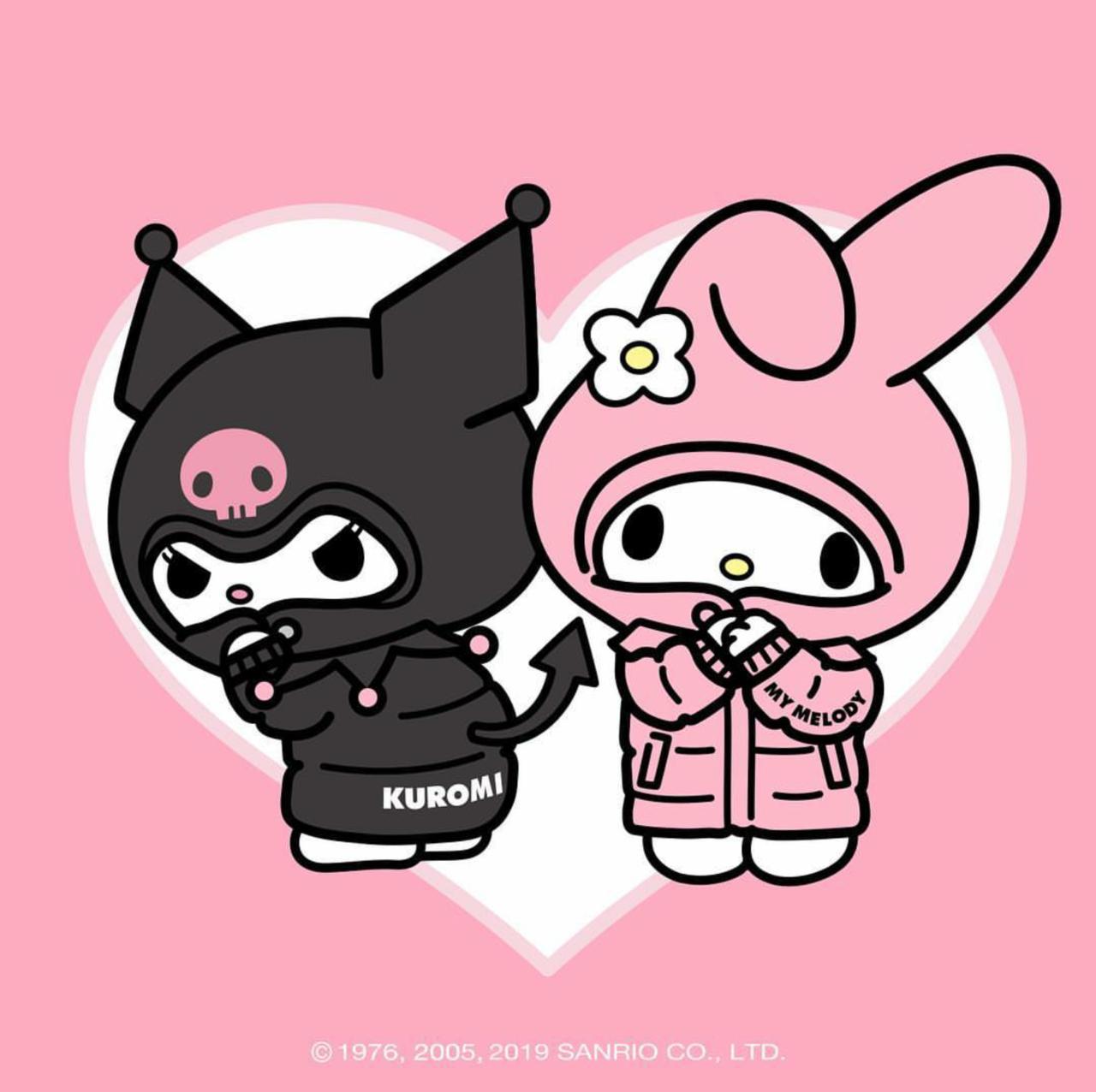 100 Kuromi Ideas My Melody Hello Kitty Sanrio Characters