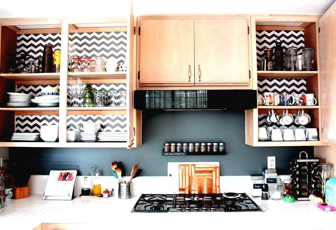 Image Result For Chalkboard Contact Paper On Cabinets Kitchen Cabinet Shelves Kitchen Shelf Liner Kitchen Cabinet Plans