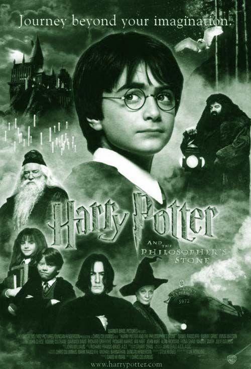 Harry Potter And The Philosopher S Stone Is Het Eerste Deel Van De Populaire Harry Potterserie En Is Net Zoals De Harry Potter Movies Good Movies Harry Potter