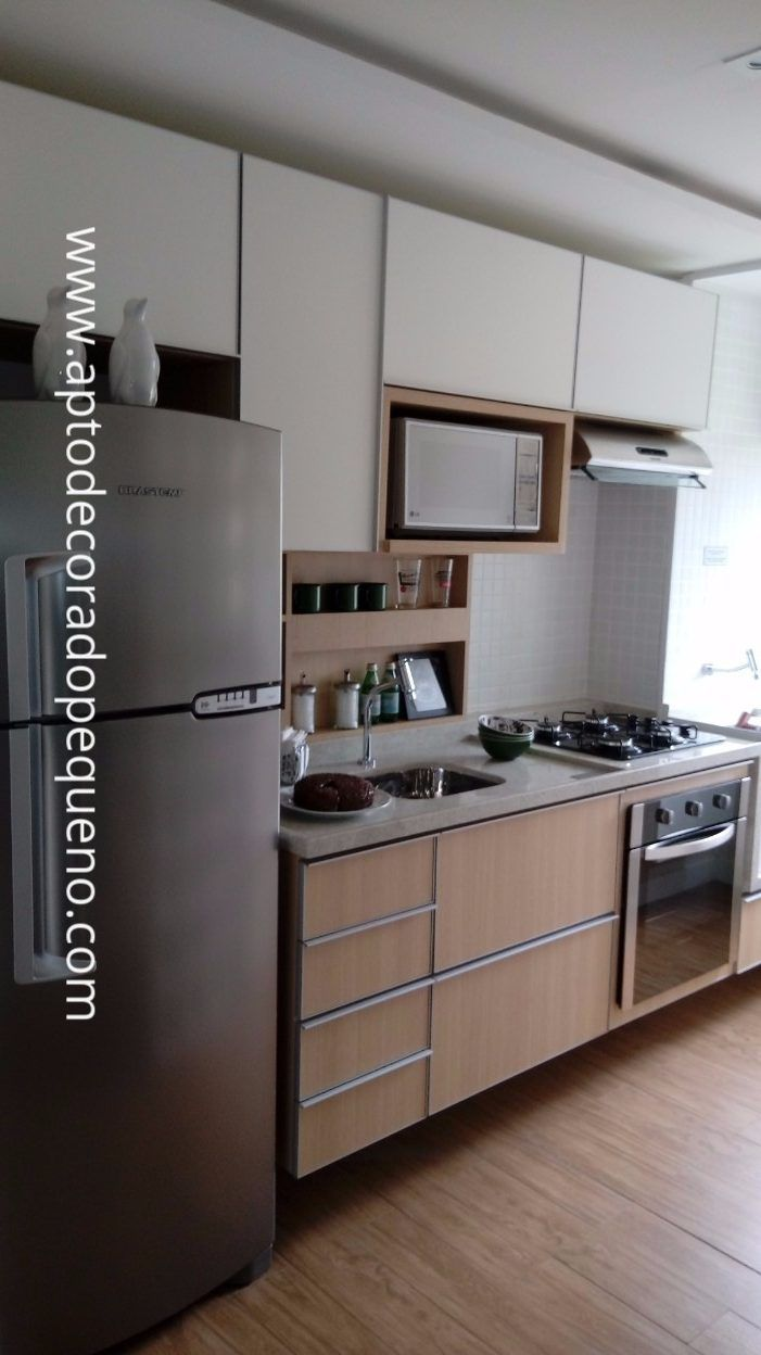 Apartamento Pequeno Planejado Com M Veis Sob Medida Com Fotos De