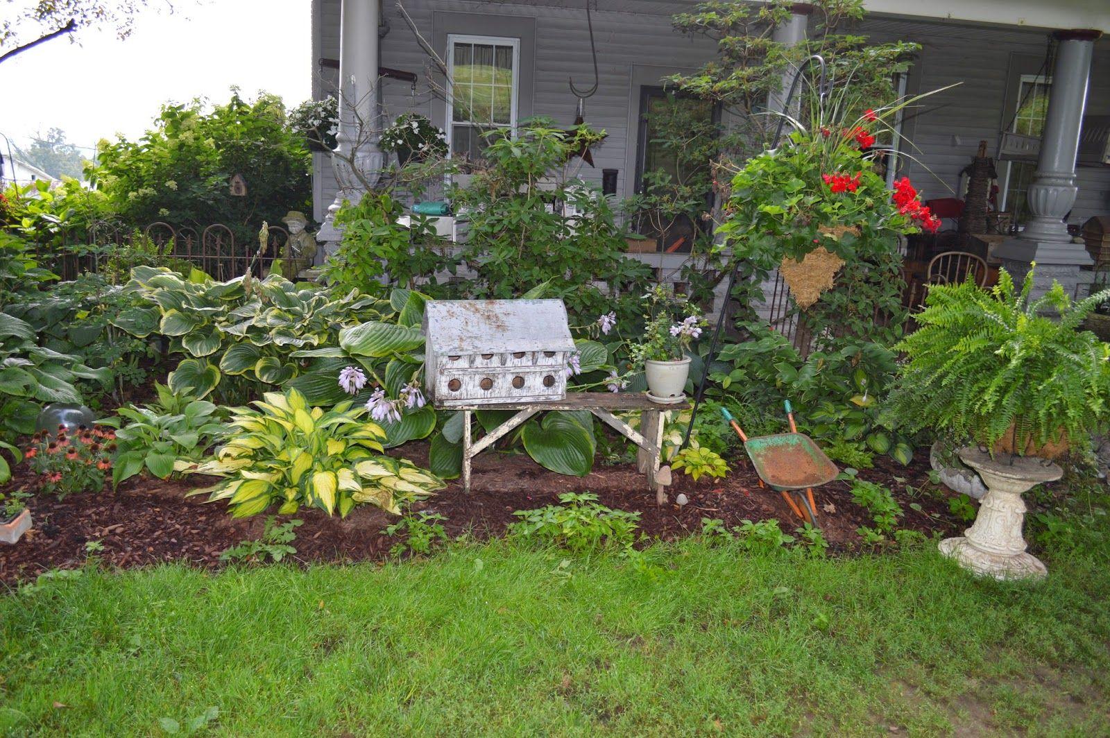 Primitive Flower Bed Ideas Google